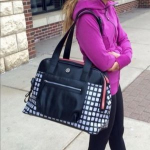 Sweat and go bag